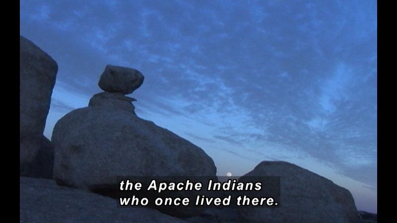 Still image from: A History Of American Indian Achievement: Plains Indians War