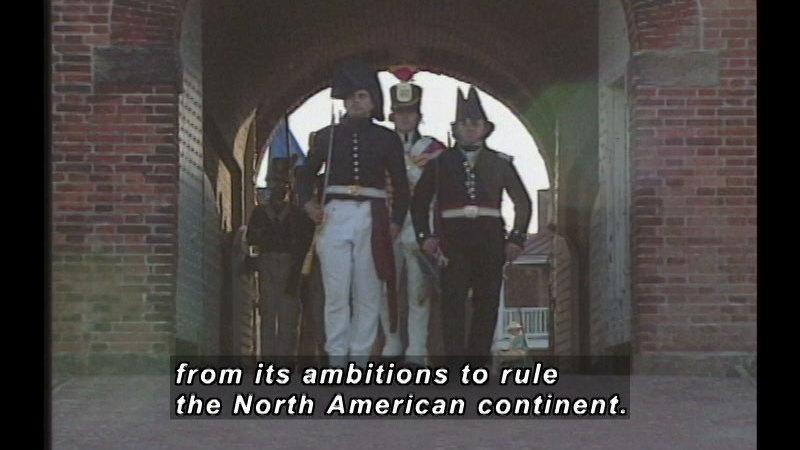 Still image from: A History of Hispanic Achievement in America: A New Hispanic Identity