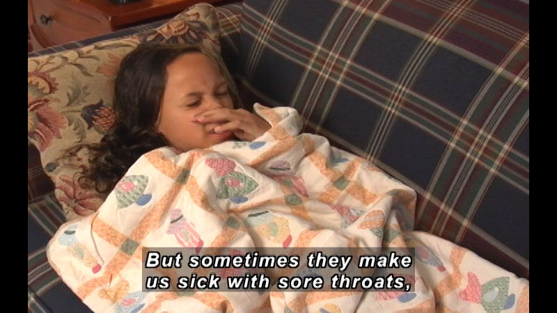 Still image from: Brush Up On Hygiene