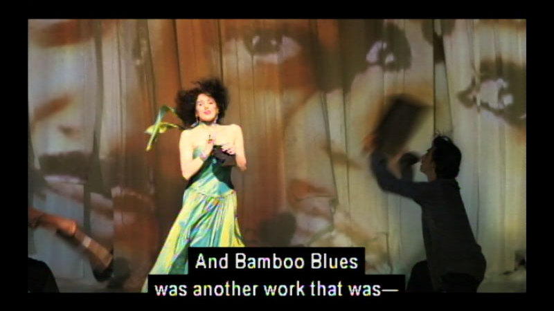 Still image from: Understanding Pina: The Legacy Of Pina Bausch