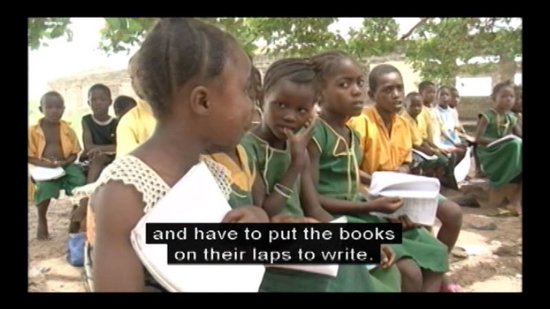 Still image from: Sorie K & The Mdgs