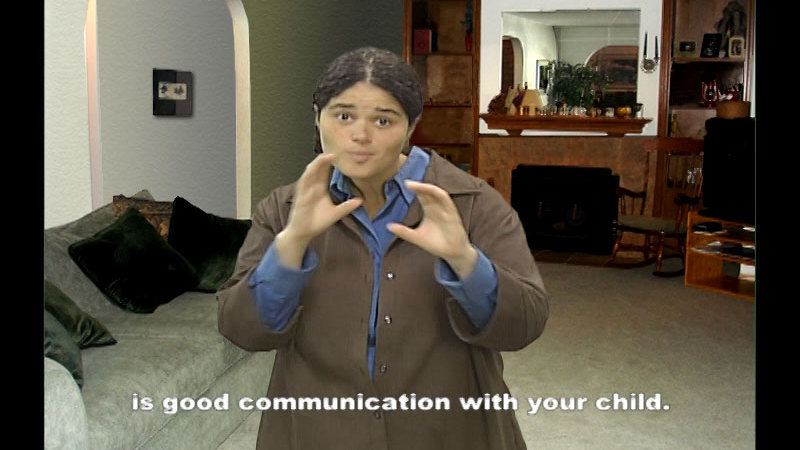 Still image from: Protecting Your Deaf Child From Sexual Abuse: A Parent's Guide