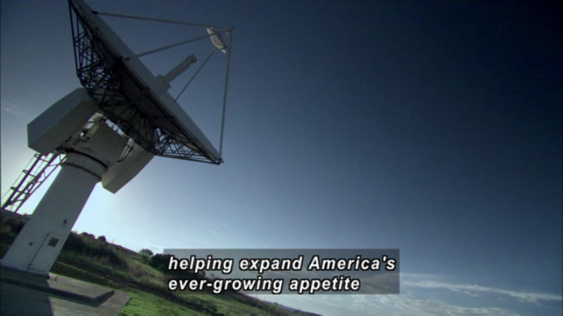 Still image from America the Story of Us: Millennium