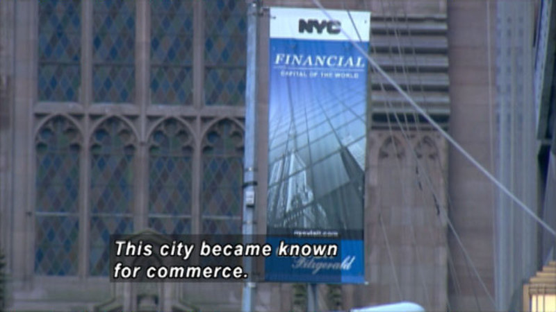 Still image from: Wall Street: The Wall Of Wall Street
