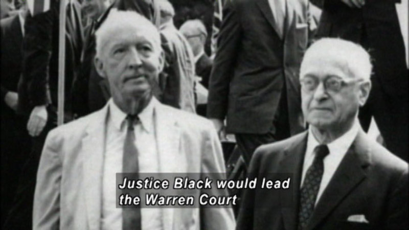 Still image from: The Supreme Court: A Nation Of Liberties