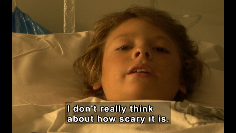 Still image from: Amazing Kids Of Character: Courage