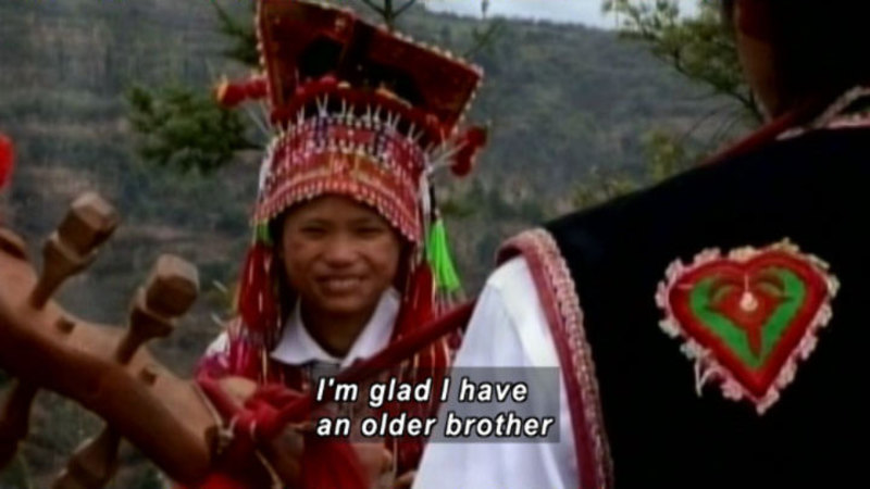 Still image from: This Is My World: Indonesia And China