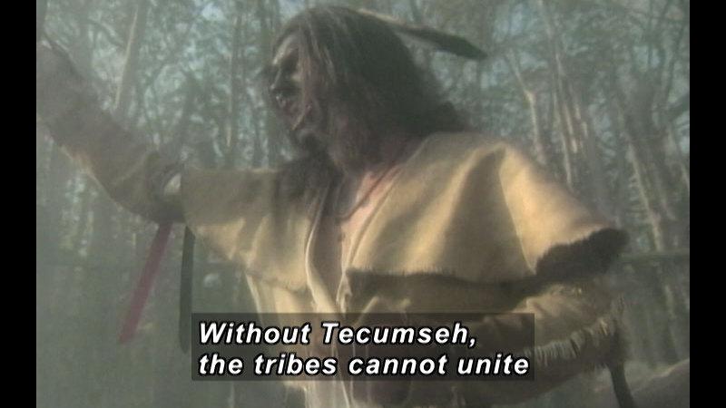 Still image from: Tecumseh