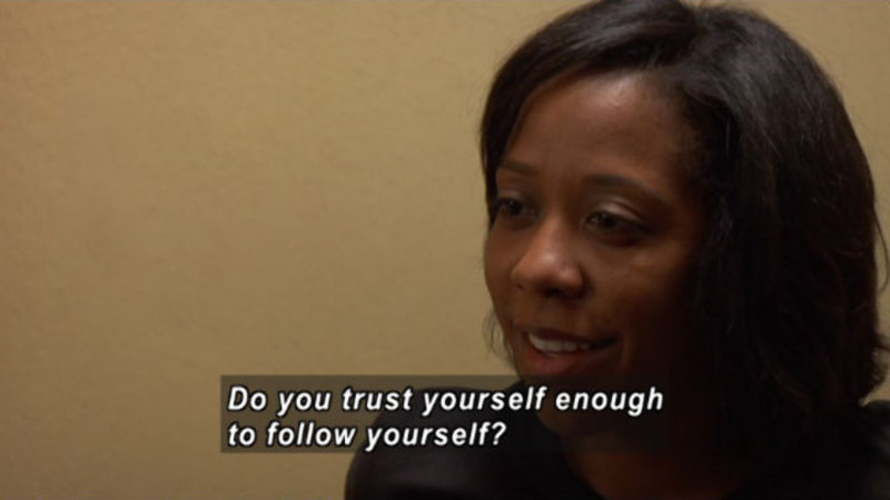 Still image from: Personal Potential: The Influence Of One: Respect, Optimism, And Positive Energy