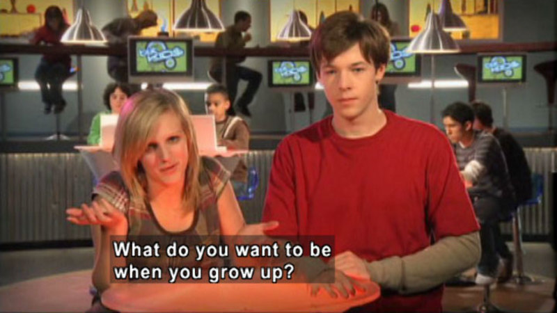 Still image from: Biz Kid$: A Closer Look At Careers