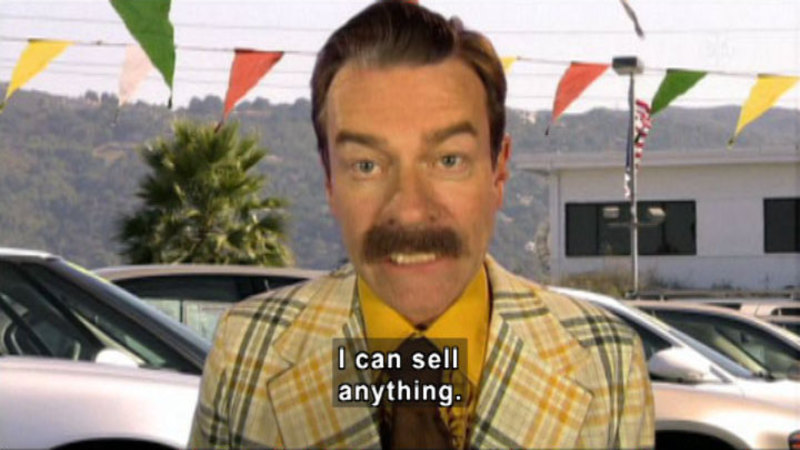 Still image from: Biz Kid$: Sell, Sell, Sell (The Science Of Sales)
