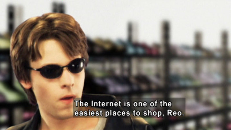 Still image from: Biz Kid$: Building Your Business Online