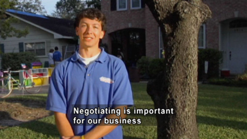 Still image from Biz Kid$: The Art Of Negotiation