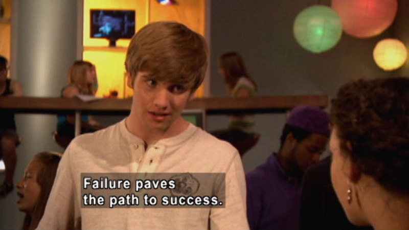 Still image from Biz Kid$: Learning From Failure