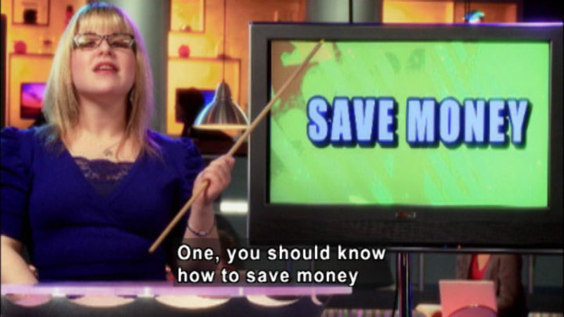 Still image from: Biz Kid$: Are You Financially Literate?