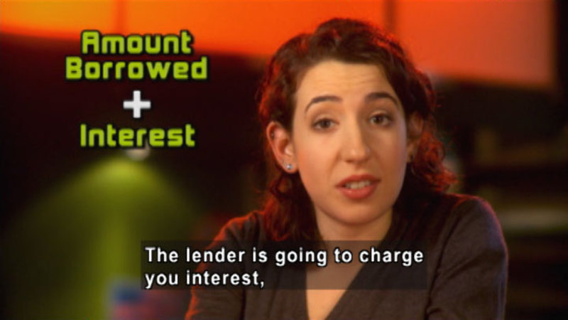 Still image from: Biz Kid$: Debt: The Good, The Bad & The Ugly