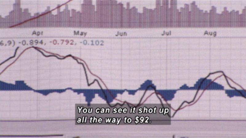 Still image from: Biz Kid$: What's Up With The Stock Market?