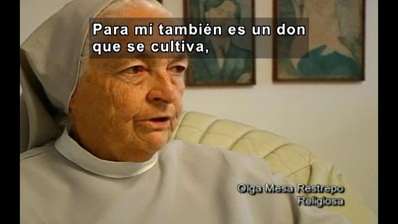 Still image from: Vox Populi-Life (Spanish)