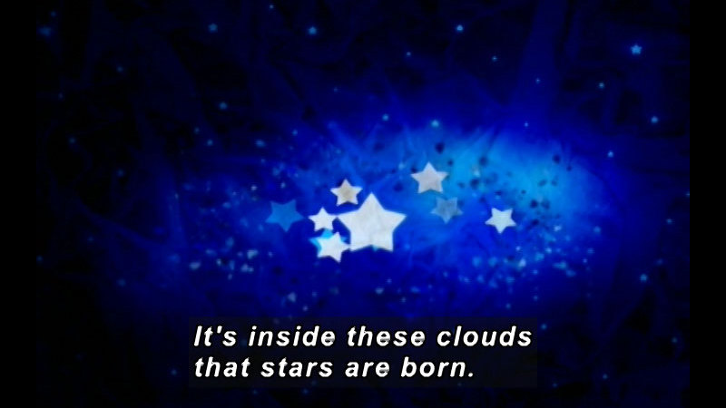 Still image from Moko: The Secret Of The Stars