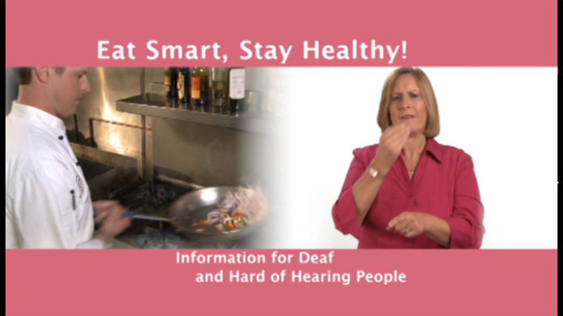 Still image from: Eat Smart, Stay Healthy