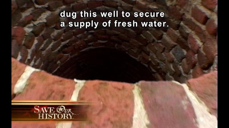 Still image from Secrets Of Jamestown