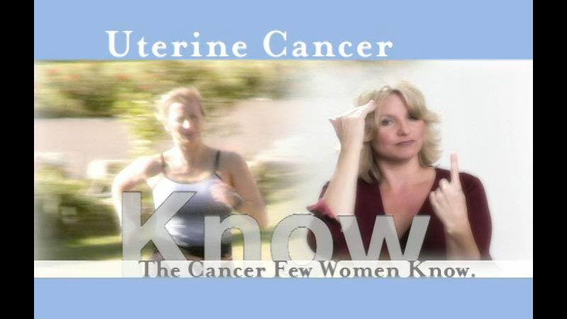 Still image from: Uterine Cancer