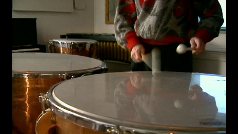 Still image from: Percussion Instruments