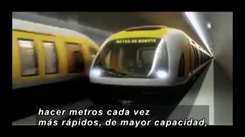 Still image from Science and Technology--Transportation (Spanish)