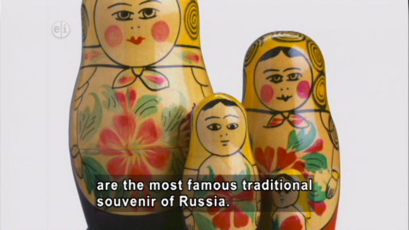 Still image from: Hands On Crafts for Kids: Russia