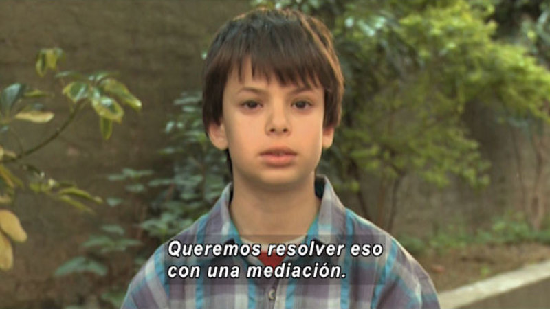 Still image from S.O.S. Interveners: Taunts (Spanish)