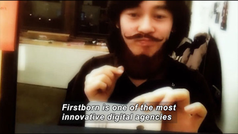 Still image from: AD Factory: Firstborn