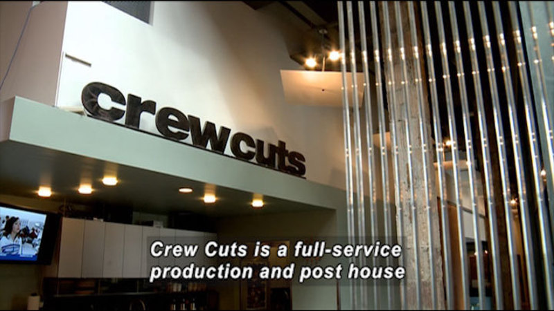 Still image from: AD Factory: Crew Cuts