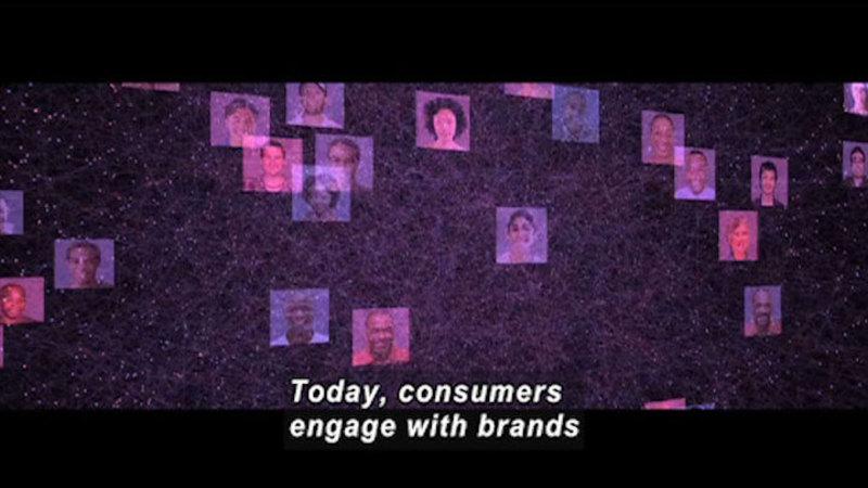Still image from: Mark It: Social Media Marketing I