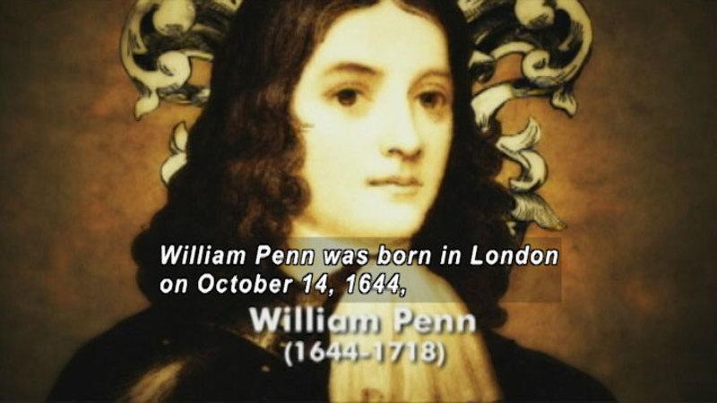 Still image from: Drive Thru History: William Penn & Pennsylvania