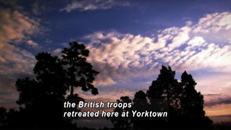 Still image from: Drive Thru History: Jamestown & Yorktown