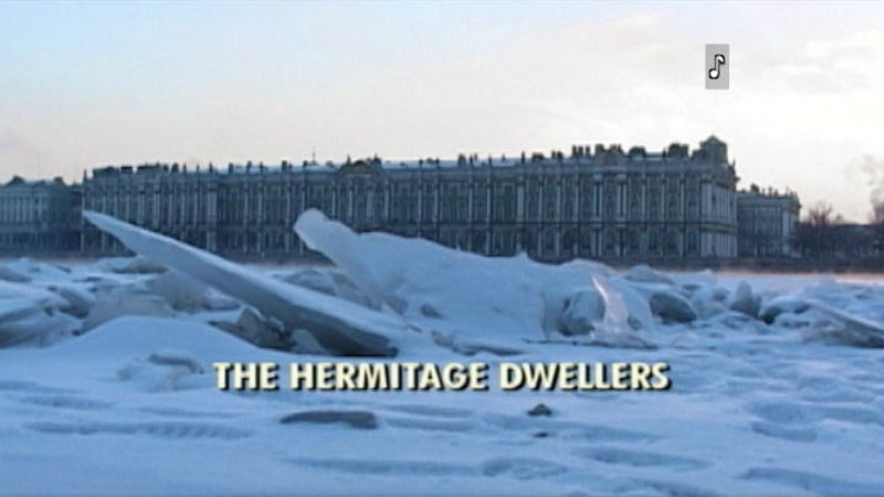 Still image from: The Hermitage Dwellers