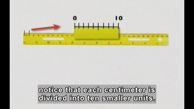 Still image from: Measurement: Metric Units