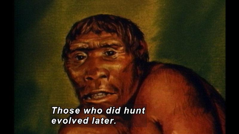 Still image from: Evolution Revolution