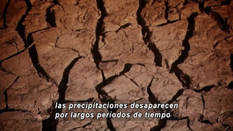 Still image from What Is The Relationship Between Climate Change And Drought (Spanish)
