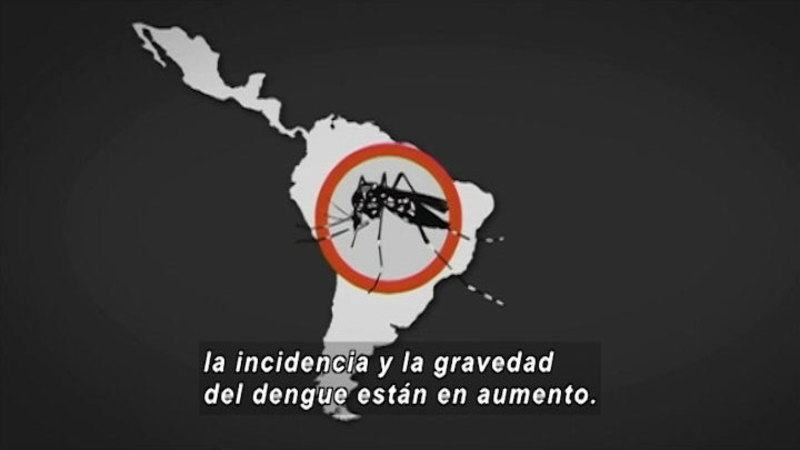 Still image from How Climate Change Affects Health (Spanish)
