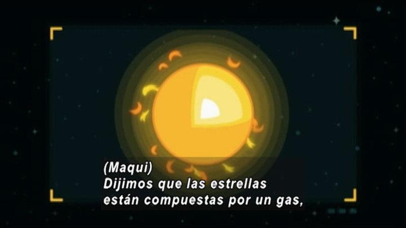 Still image from Around The Universe: Solazum (Spanish)