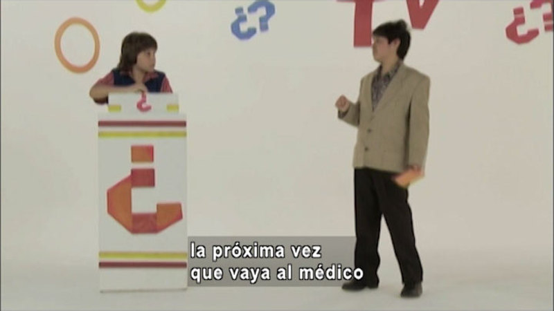 Still image from And Now What: Sex And Sexuality (Spanish)