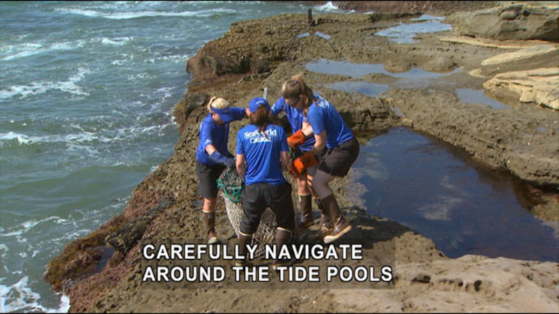 Still image from Sea Rescue: A Tight Spot