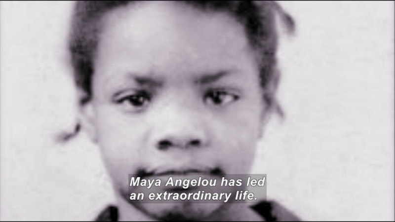 Still image from: Great African American Authors: Program 6: 1968 - 1982
