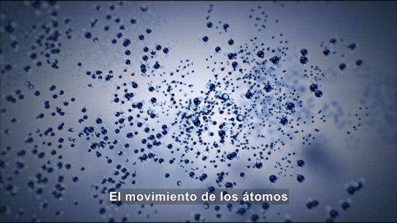 Still image from Science Video Vocab: Translational Motion (Spanish)