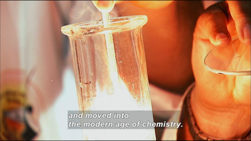 Still image from Greatest Human Achievements: The Elements