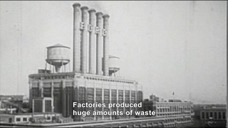 Still image from: Social Studies Video Vocab: Industrial Revolution