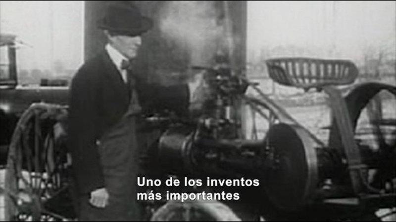 Still image from Social Studies Video Vocab: Industrial Revolution (Spanish)