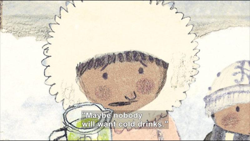 Still image from: Lemonade In Winter