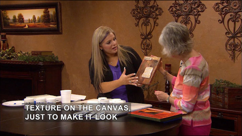 Still image from Creative Living With Sheryl Borden #6509
